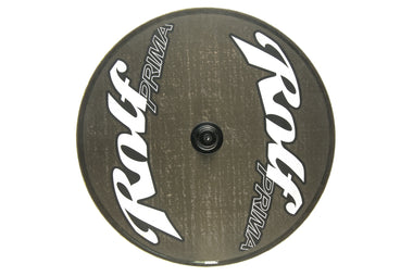 Rolf Prima Disc Carbon Tubular 700c Rear Wheel