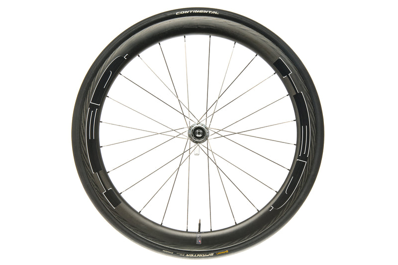 HED Stinger 5 Carbon Tubular 700c Rear Wheel non-drive side