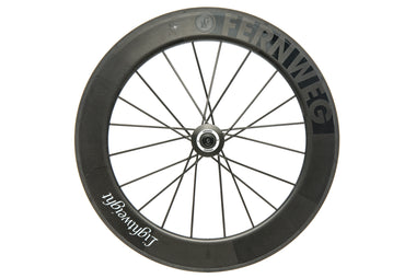 Lightweight Fernweg 80 Carbon Tubular 700c Rear Wheel