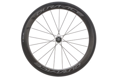 Shimano Dura-Ace WH-9100-C60 Carbon Tubular 700c Rear Wheel