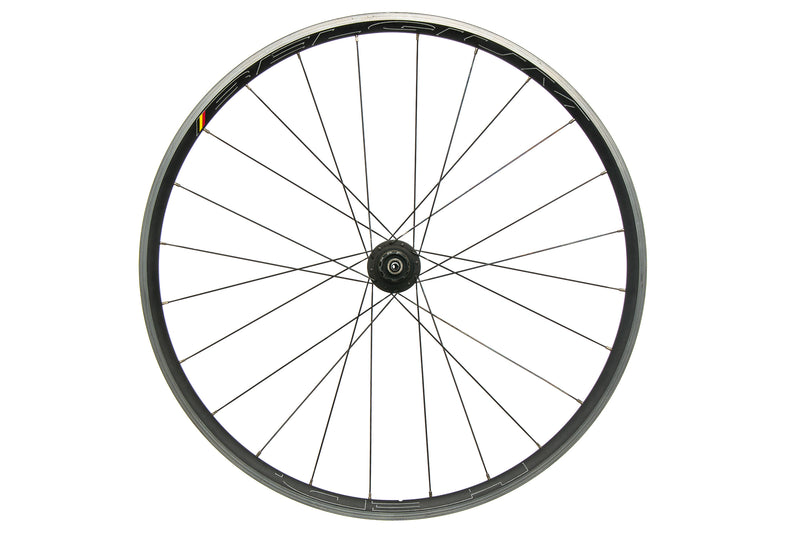 Belgium Aluminum Clincher Rear Wheel non-drive side