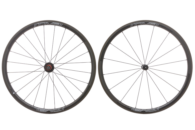 Specialized Roval Rapide CLX 32 Carbon Clincher 700c Wheelset drive side