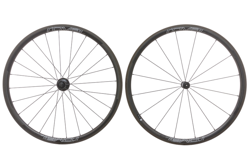 Specialized Roval Rapide CLX 32 Carbon Clincher 700c Wheelset non-drive side
