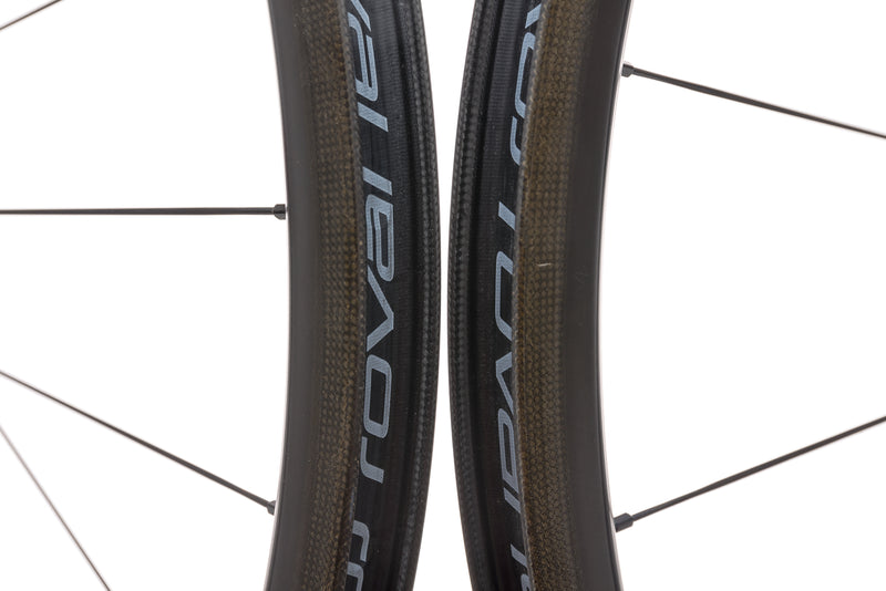 Specialized Roval Rapide CLX 32 Carbon Clincher 700c Wheelset front wheel