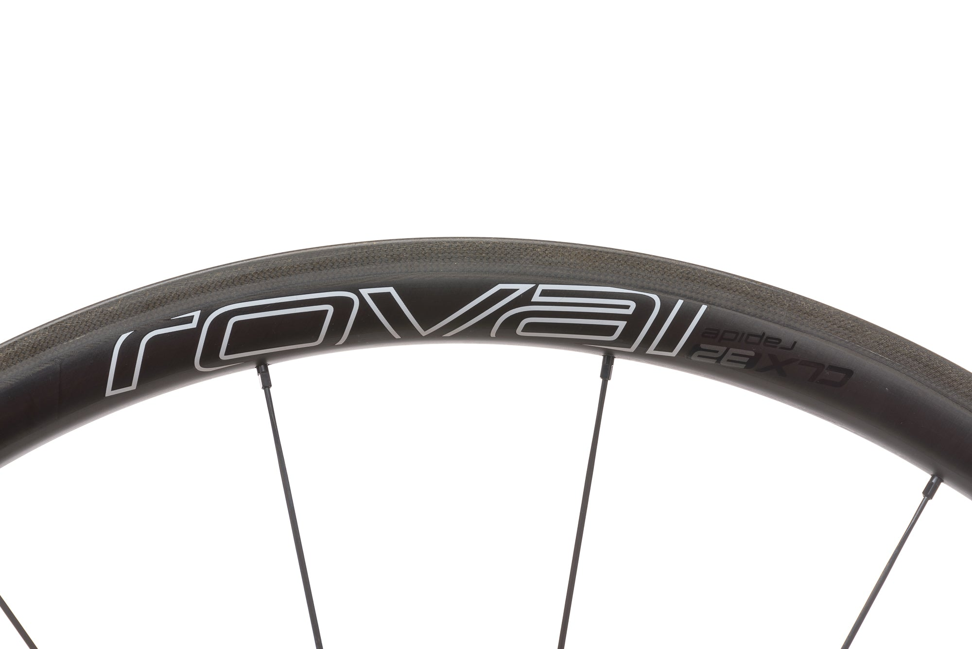 Specialized Roval Rapide CLX 32 Carbon Clincher 700c Wheelset