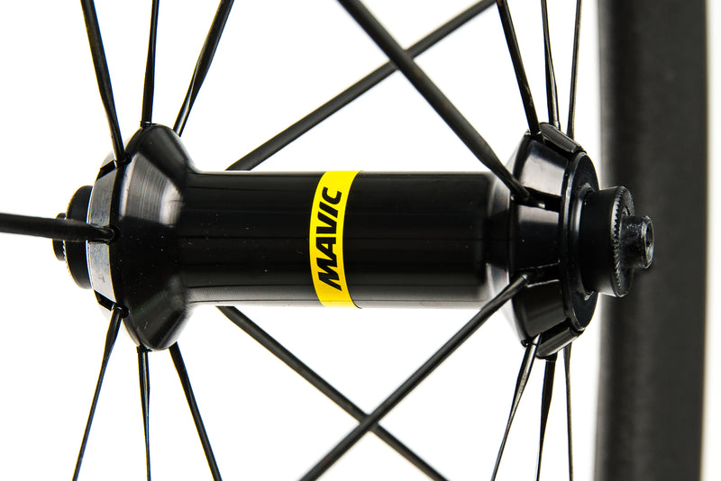 Mavic CXR Elite Exalith Alloy Clincher 700c Wheelset sticker
