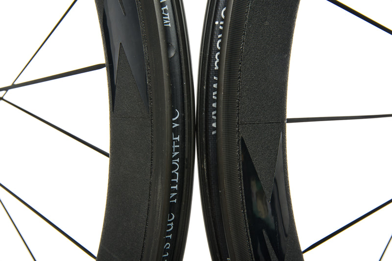 Mavic CXR Elite Exalith Alloy Clincher 700c Wheelset front wheel