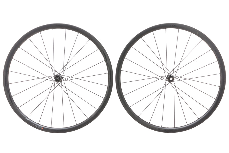 Forza Cirrus Pro T-30 Carbon Tubular 700c Wheelset drive side