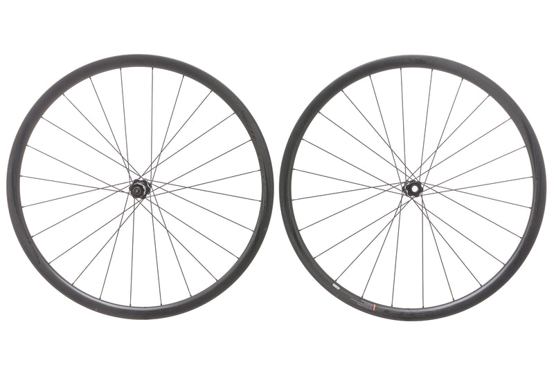 Forza Cirrus Pro T-30 Carbon Tubular 700c Wheelset non-drive side