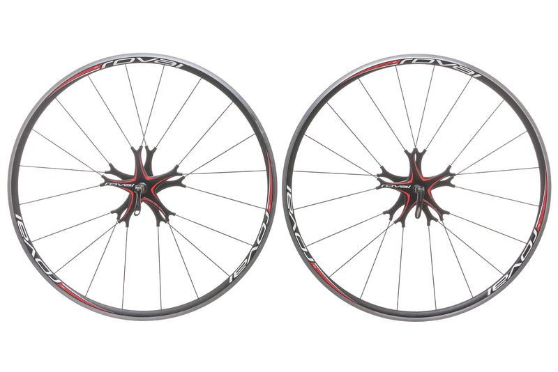 Roval Fusee Star E5 Aluminum Clincher 700c Wheelset drive side