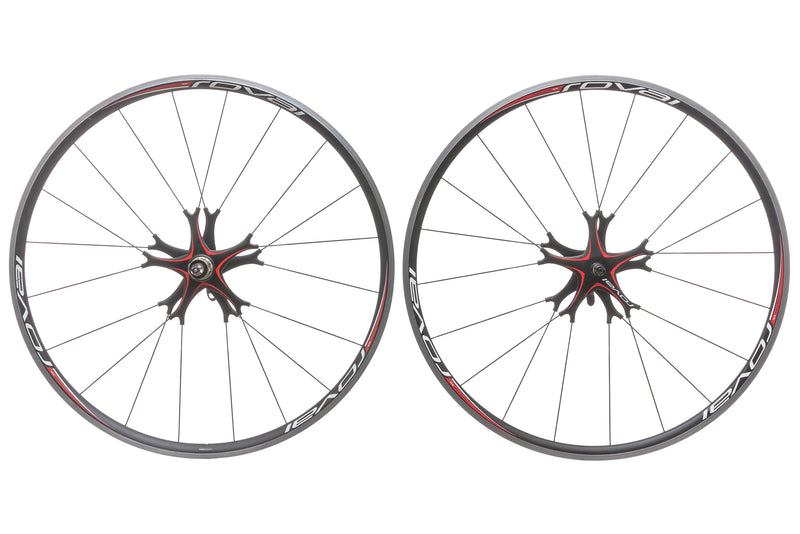 Roval Fusee Star E5 Aluminum Clincher 700c Wheelset non-drive side