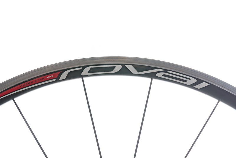 Roval Fusee Star E5 Aluminum Clincher 700c Wheelset cockpit