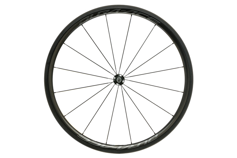 Shimano Dura-Ace WH-9100-C40 Carbon Tubular 700c Front Wheel drive side