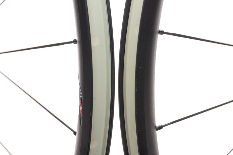 HED Ardennes Plus LT Disc Aluminum Tubeless 700c Wheelset front wheel