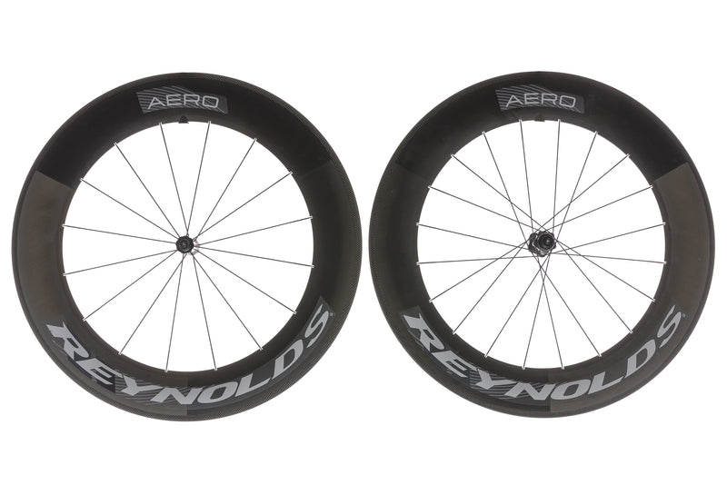 Reynolds 90 Aero Carbon Clincher 700c Wheelset drive side