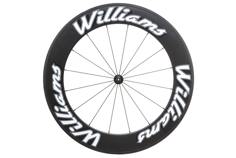 Williams System 85 Carbon Tubular Front Wheel non-drive side