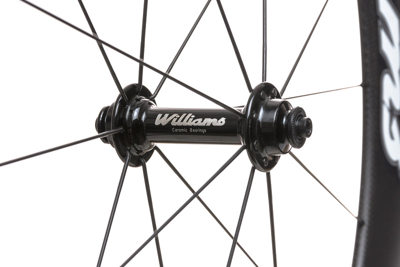 Williams System 85 Carbon Tubular Front Wheel sticker