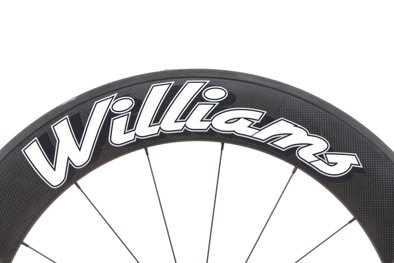 Williams System 85 Carbon Tubular Front Wheel drivetrain