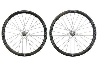 Reynolds Assault Disc Carbon Tubular 700c Wheelset