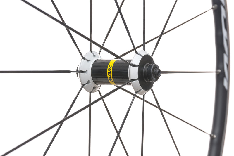 Mavic Ksyrium Elite Aluminum Clincher 700c Wheelset sticker