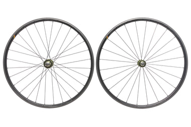 HED Belgium Chris King Aluminum Clincher 700c Wheelset