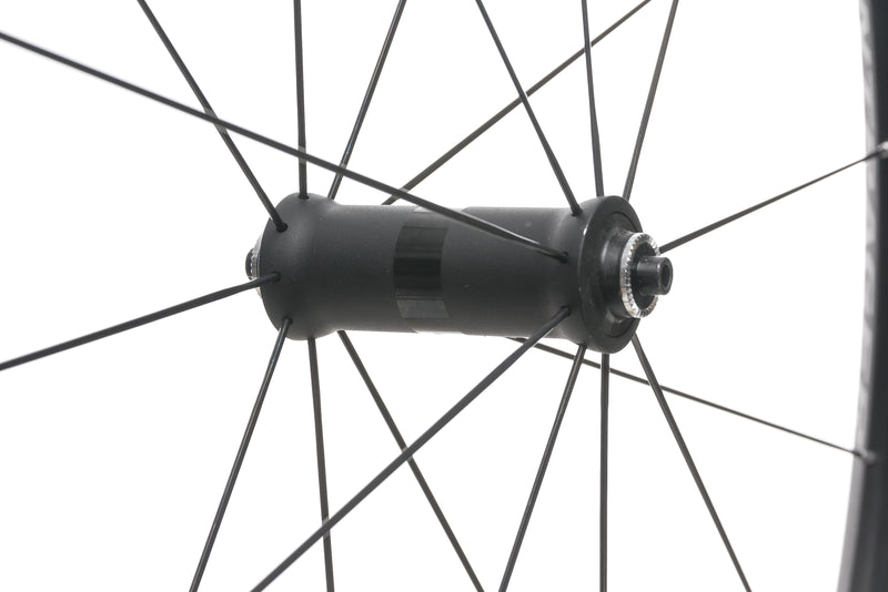 Bontrager Paradigm Comp TLR Aluminum Clincher 700c Wheelset sticker
