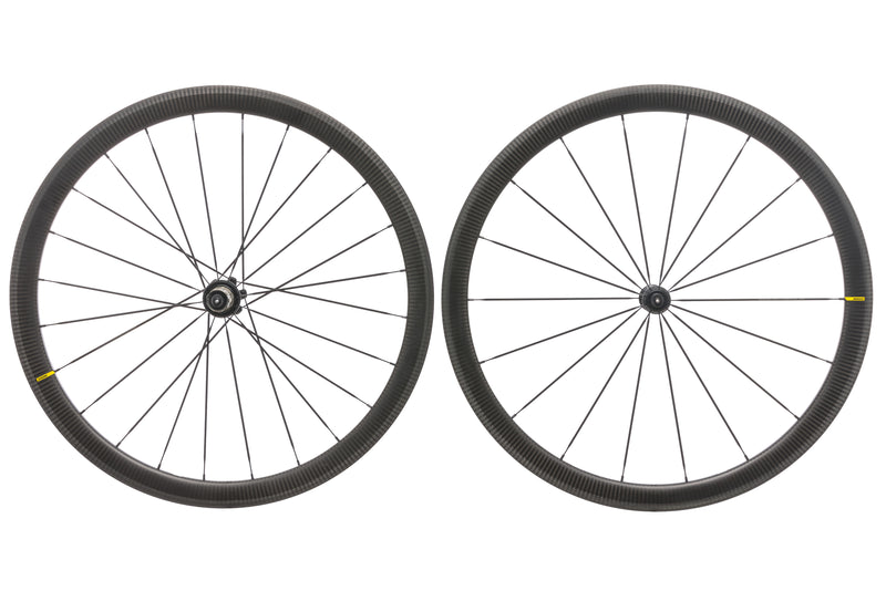 Mavic Cosmic Pro Carbon SL UST 700c Wheelset drive side