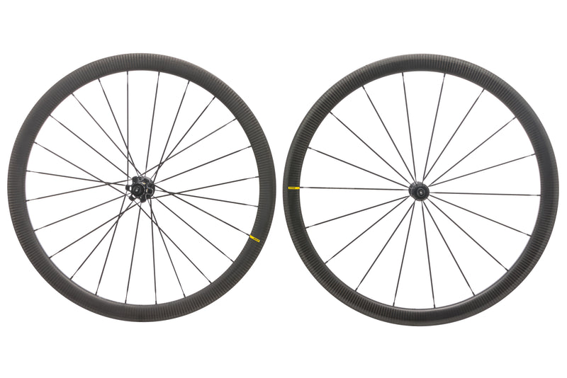 Mavic Cosmic Pro Carbon SL UST 700c Wheelset non-drive side