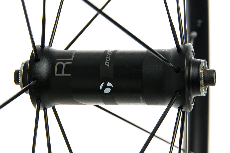 Bontrager Race Lite TLR Aluminum Tubeless 700c Wheelset sticker