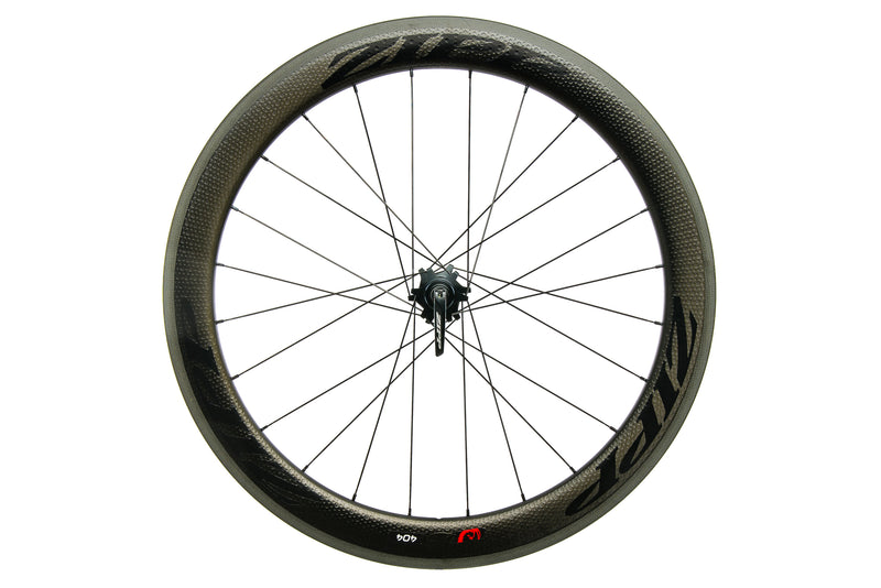 Zipp 404 Firecrest Cartbon Clincher 700c Rear Wheel drive side