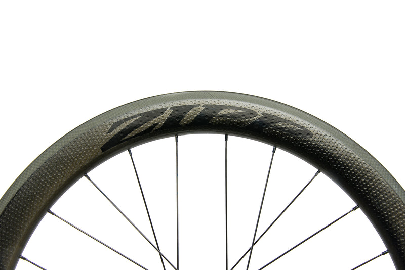 Zipp 404 Firecrest Cartbon Clincher 700c Rear Wheel front wheel
