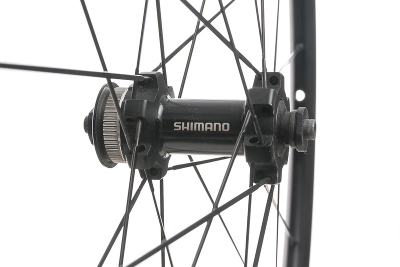 Shimano RX31 Aluminum Clincher 700c Front Wheel sticker