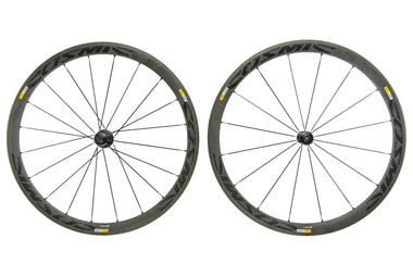 Mavic Cosmic Carbone 40 Elite Carbon Clincher 700c Wheelset