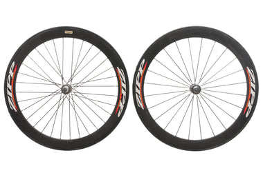 Zipp 404 Carbon Tubular 700c Wheelset