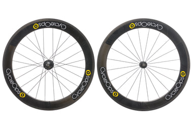 ENVE Classic 65 CycleOps Powertap G3 Carbon Clincher 700c Wheelset