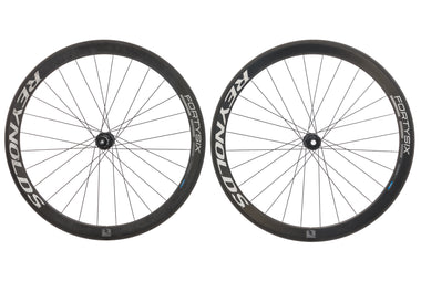 Reynolds Forty Six SLG Carbon Clincher 700c Wheelset