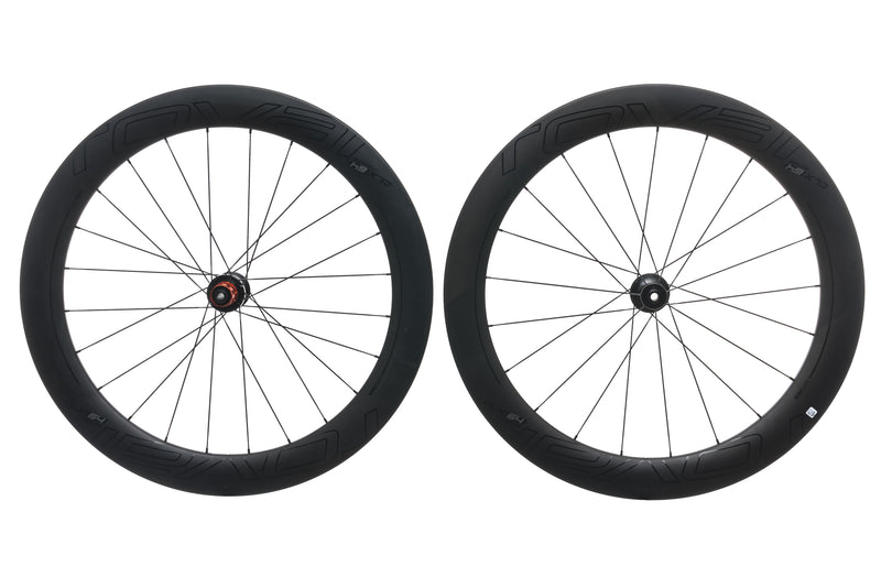 Specialized Roval Rapide CLX 64 Carbon Tubeless 700c Wheelset drive side