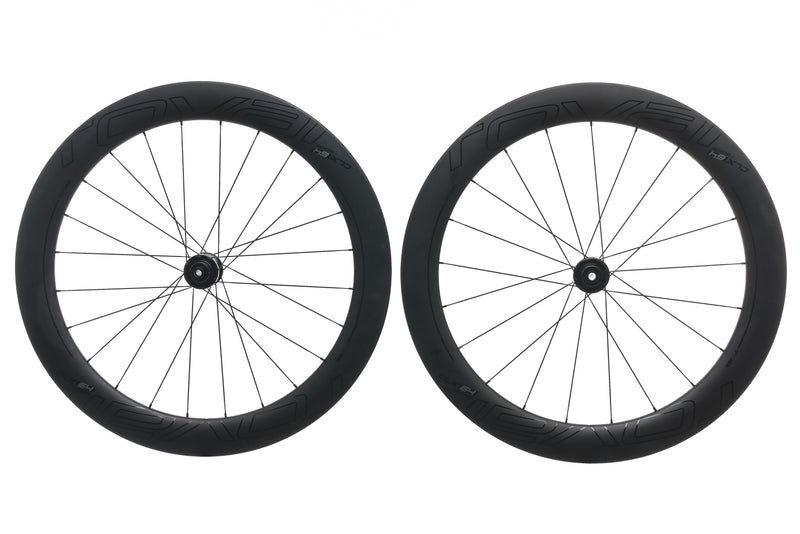 Specialized Roval Rapide CLX 64 Carbon Tubeless 700c Wheelset non-drive side
