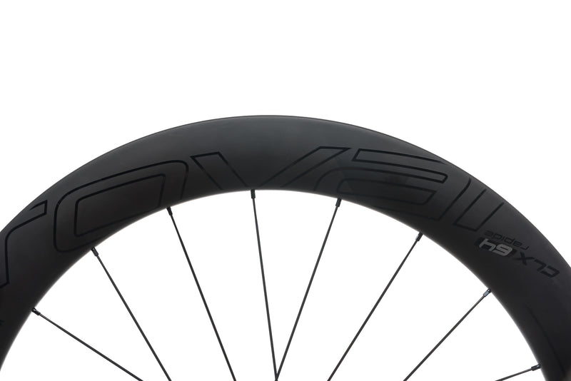 Specialized Roval Rapide CLX 64 Carbon Tubeless 700c Wheelset cockpit