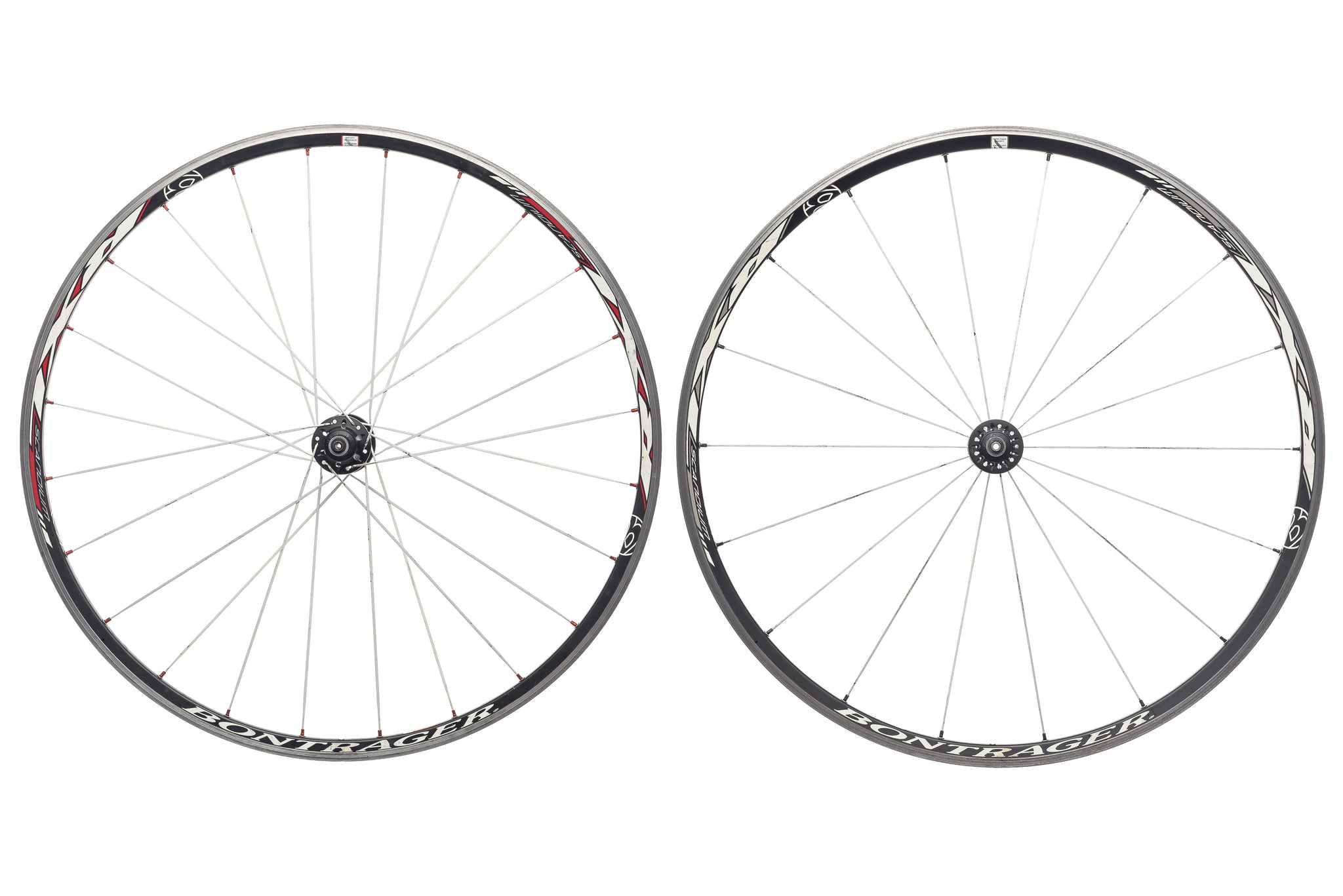 Bontrager RXL Scandium 700c Wheel Set