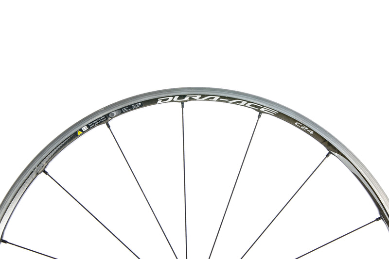 Shimano Dura-Ace WH-9000-C24-CL Road Bike Front Wheel Carbon/Alloy Clincher front wheel