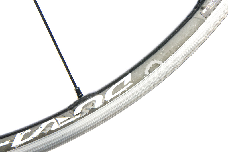 Shimano Dura-Ace WH-9000-C24-CL Road Bike Front Wheel Carbon/Alloy Clincher detail 3