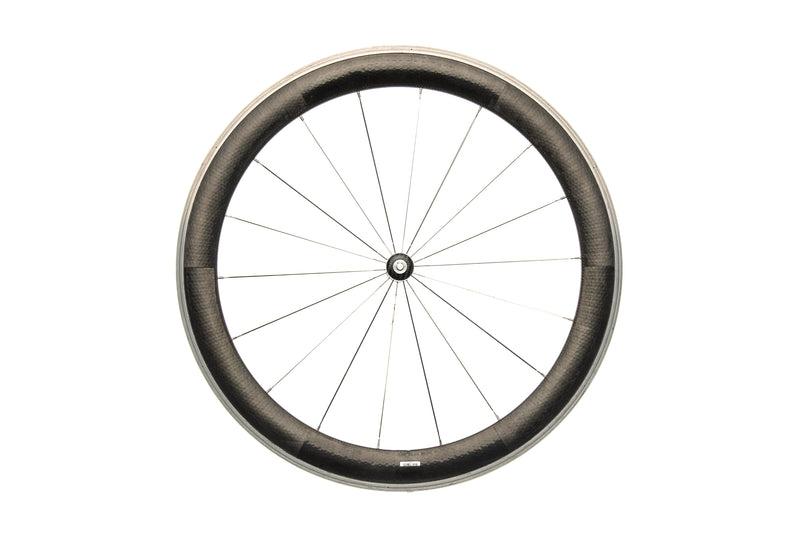 Zipp 404 Carbon Clincher 700c Front Wheel non-drive side