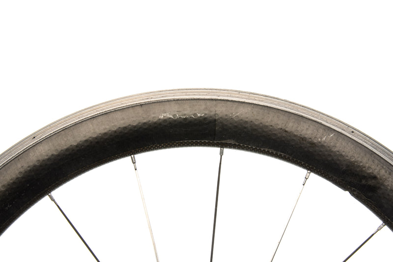 Zipp 404 Carbon Clincher 700c Front Wheel cockpit