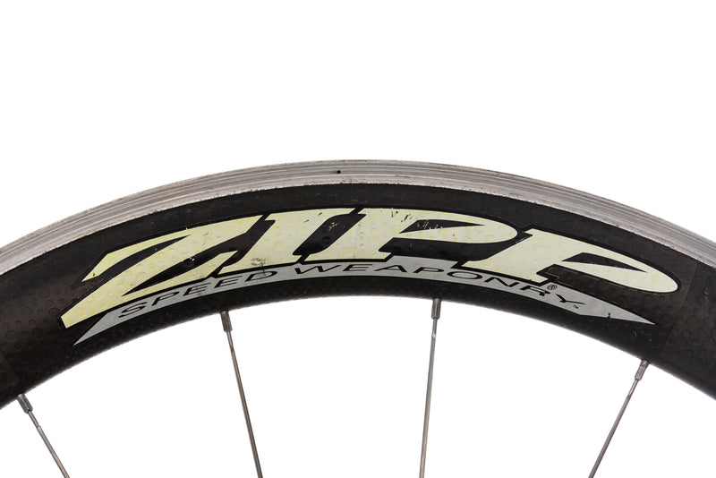 Zipp 404 CycleOps Powertap SL+ Carbon Aluminum Clincher 700c Wheelset detail 2