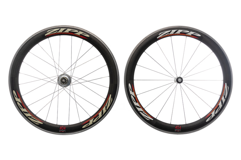 Zipp 404 PowerTap 2.4 Carbon Clincher 700c Wheelset drive side