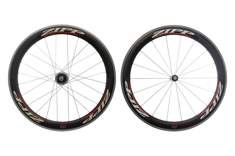Zipp 404 PowerTap 2.4 Carbon Clincher 700c Wheelset non-drive side