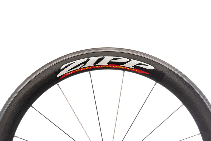Zipp 404 PowerTap 2.4 Carbon Clincher 700c Wheelset cockpit
