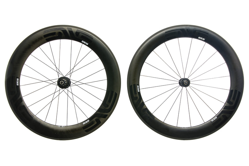 ENVE SES 7.8 PowerTap Carbon Clincher 700c Wheelset drive side