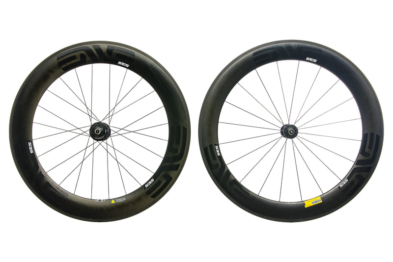 ENVE SES 7.8 PowerTap Carbon Clincher 700c Wheelset non-drive side